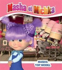 Masha et Michka, Masha top model