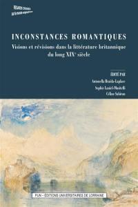 Inconstances romantiques
