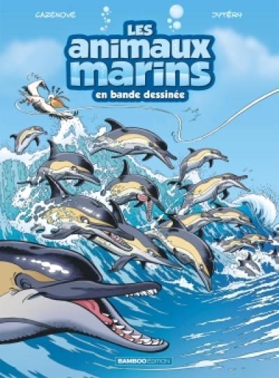 Les animaux marins en bande dessinée. Volume 5,