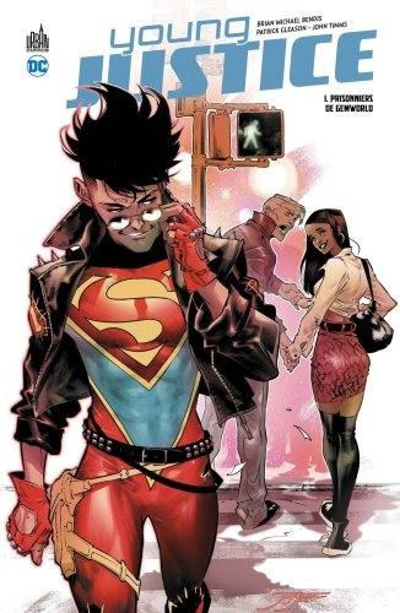 Young Justice. Volume 1, Prisonniers de Gemworld