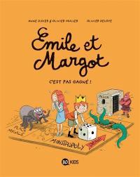 Emile et Margot. Volume 11, C'est pas gagné !