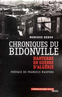 Chroniques du bidonville