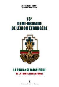 13e demi-brigade de Légion étrangère