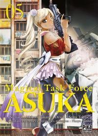Magical task force Asuka. Volume 5,