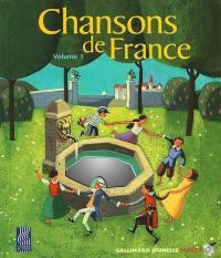 Chansons de France. Volume 1,