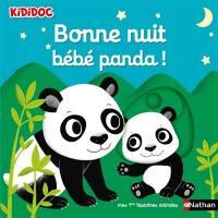 Bonne nuit bébé panda !