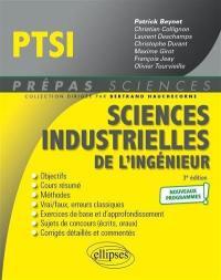 Sciences industrielles de l'ingénieur PTSI