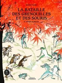 La bataille des grenouilles et des souris