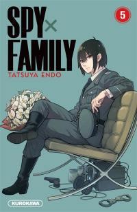 Spy x Family. Vol. 5