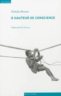 A hauteur de conscience