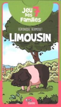Limousin : jeu des 7 familles
