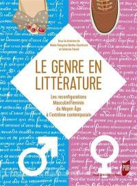 Le genre en littérature