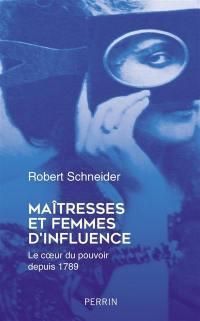 Maîtresses et femmes d'influence
