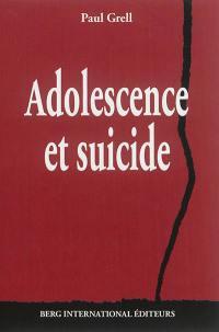 Adolescence et suicide
