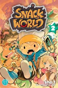 Snack world. Volume 2,