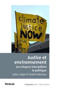 Justice et environnement