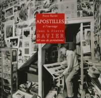 Apostilles à l'ouvrage Jean & Pierre Ravier, 60 ans de pyrénéisme