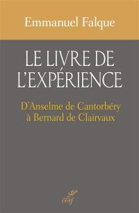 Le livre de l'expérience