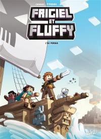 Frigiel et Fluffy. Volume 5, L'île perdue