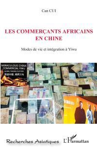 Les commerçants africains en Chine