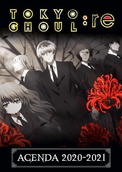 Tokyo ghoul : re : agenda 2020-2021