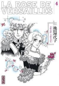 La rose de Versailles. Volume 4,