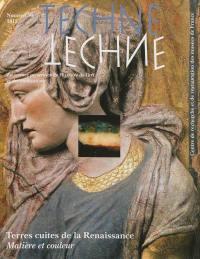 Techné. n° 36, Terres cuites de la Renaissance