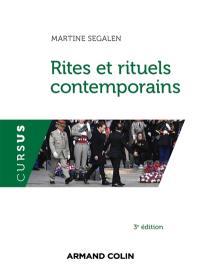 Rites et rituels contemporains