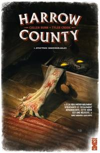 Harrow County. Volume 1, Spectres innombrables