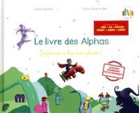 La planète des Alphas, Le livre des Alphas