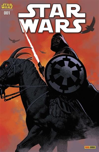 Star Wars. n° 1, Sombres visions