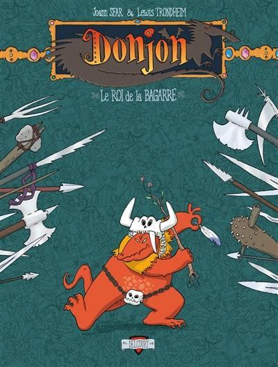 Donjon zénith. Volume 2, Le roi de la bagarre