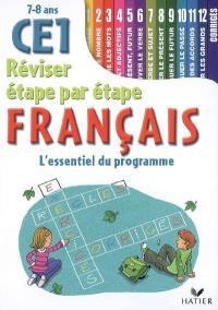 Français CE1 7-8 ans