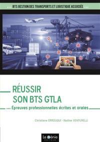 Réussir son BTS GTLA