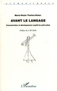 Avant le langage