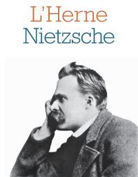 Herne (L'). n° 73, Nietzsche