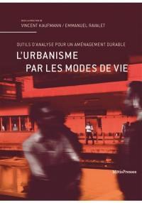 L'urbanisme par les modes de vie