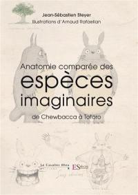 Anatomie comparée des espèces imaginaires