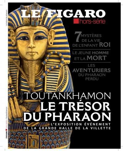 Le Figaro, hors-série, Toutankhamon, le trésor du pharaon