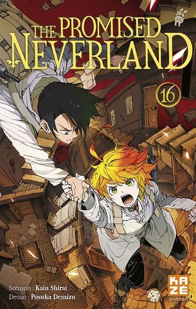 The promised Neverland. Volume 16,