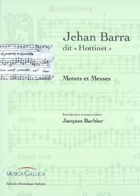 Jehan Barra dit Hottinet