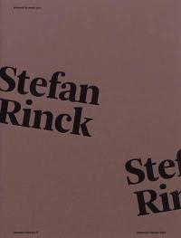 Pleased to meet you. n° 9, Stefan Rinck