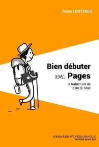 Bien débuter avec Pages