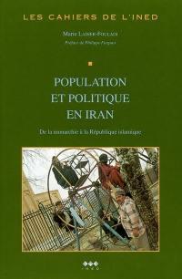 Population et politique en Iran