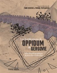 Les fortifications de l'oppidum de Gergovie