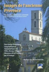 Images de l'ancienne Provence
