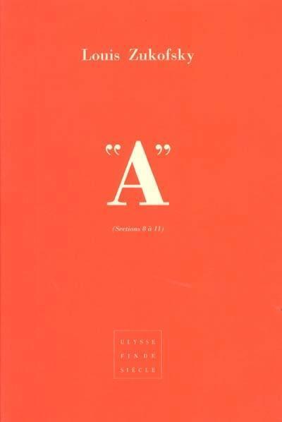 A, Sections 8 à 11