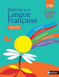 Maîtrise de la langue française : CM1, cycle 3 : programme 2008