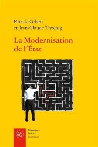 La modernisation de l'Etat