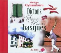 Dictons, sagesses et proverbes basques